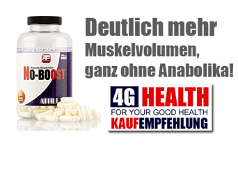 Athleticsfood NO-Boost Erfahrung