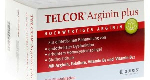Telcor Arginin Plus Test